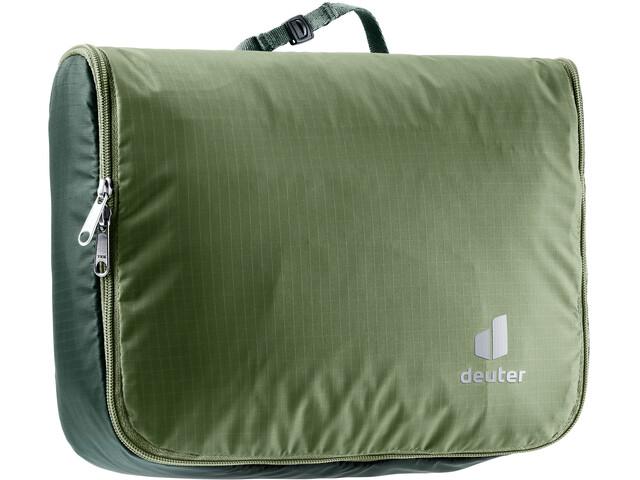 deuter Wash Center Lite II Toiletry Bag khaki/ivy